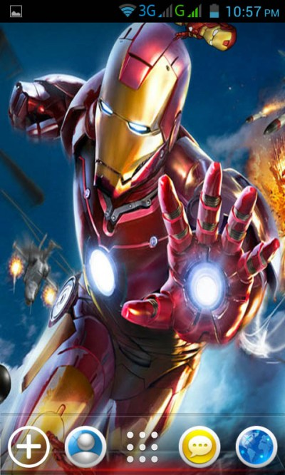 Free Iron Man Live Wallpapers APK Download For Android | GetJar