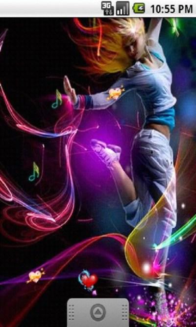 Free Cool Dancing Girl Live Wallpaper APK Download For Android | GetJar