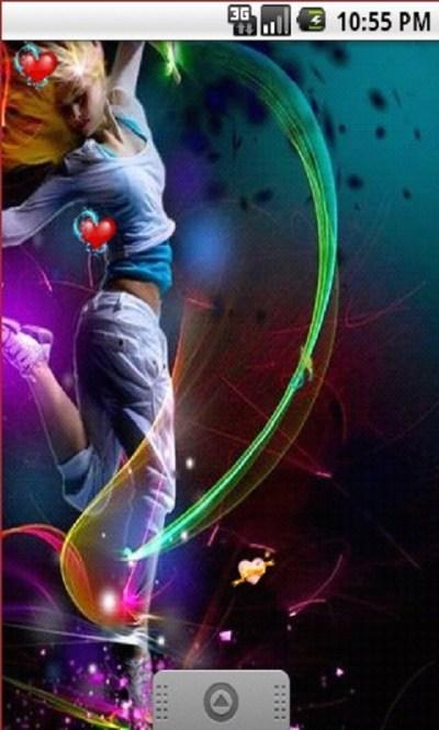 Free Cool Dancing Girl Live Wallpaper APK Download For Android   GetJar