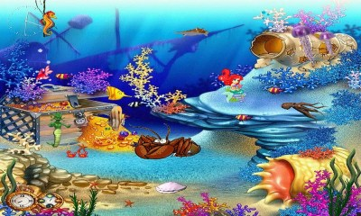 Underwater Fish Live Wallpaper