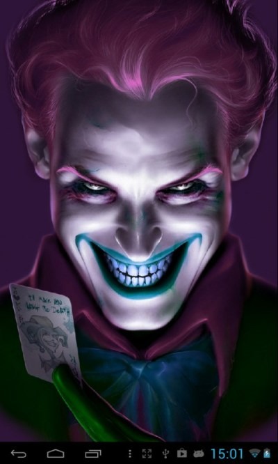 Free Joker Live Wallpaper free APK Download For Android | GetJar