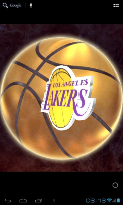 Free LA Lakers 3D Live Wallpaper FREE APK Download For Android | GetJar