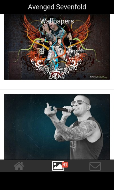 Free Avenged Sevenfold Wallpapers HD APK Download For Android | GetJar