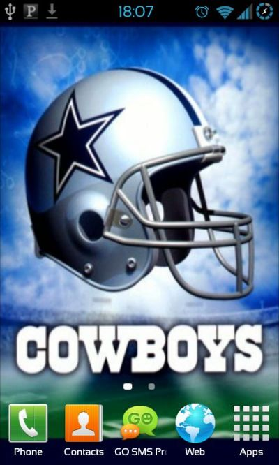 Free Dallas Cowboys NFL Live Wallpaper APK Download For ...