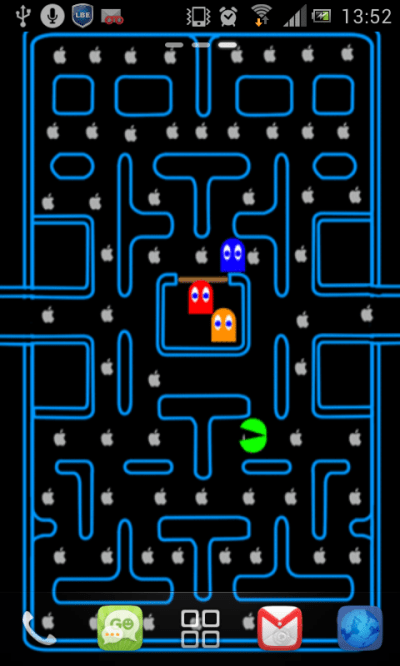 Free Pac Man Game Live Wallpaper APK Download For Android | GetJar