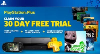 PlayStation Plus 30 Day Trial - FREE @ PlayStation - HotUKDeals