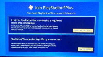 Get 2 Day FREE PSN Plus Trial on PS4 - HotUKDeals