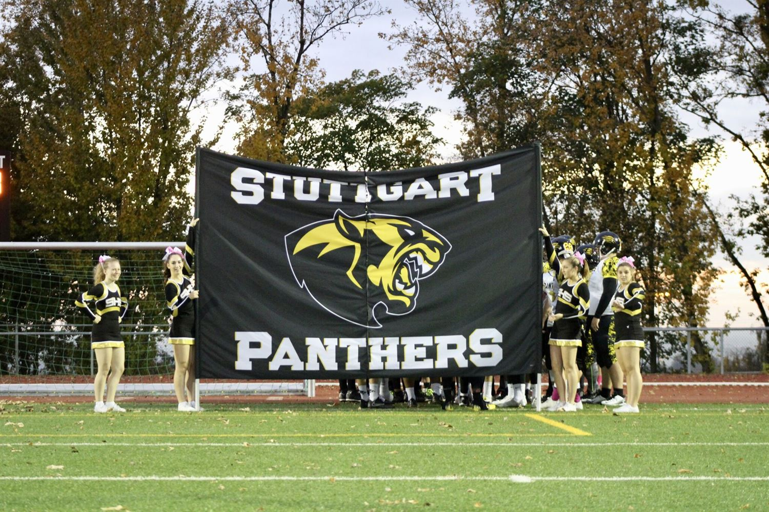 Stuttgart Panthers   DoDEA  Germany    Stuttgart High School   DoDEA     Stuttgart High School   DoDEA  Germany    Stuttgart Panthers   DoDEA   Germany