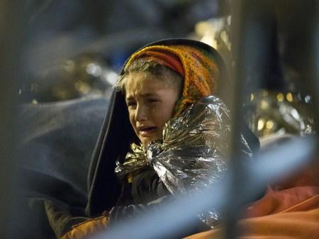 Refugees Slovenia