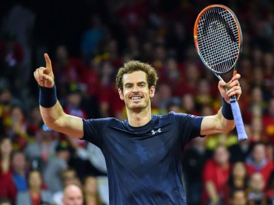 Davis Cup final 2015: Why Andy Murray is the greatest of all Britain's sportsmen | Tennis ...