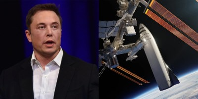 The ridiculous name behind Elon Musk's latest rocket | indy100