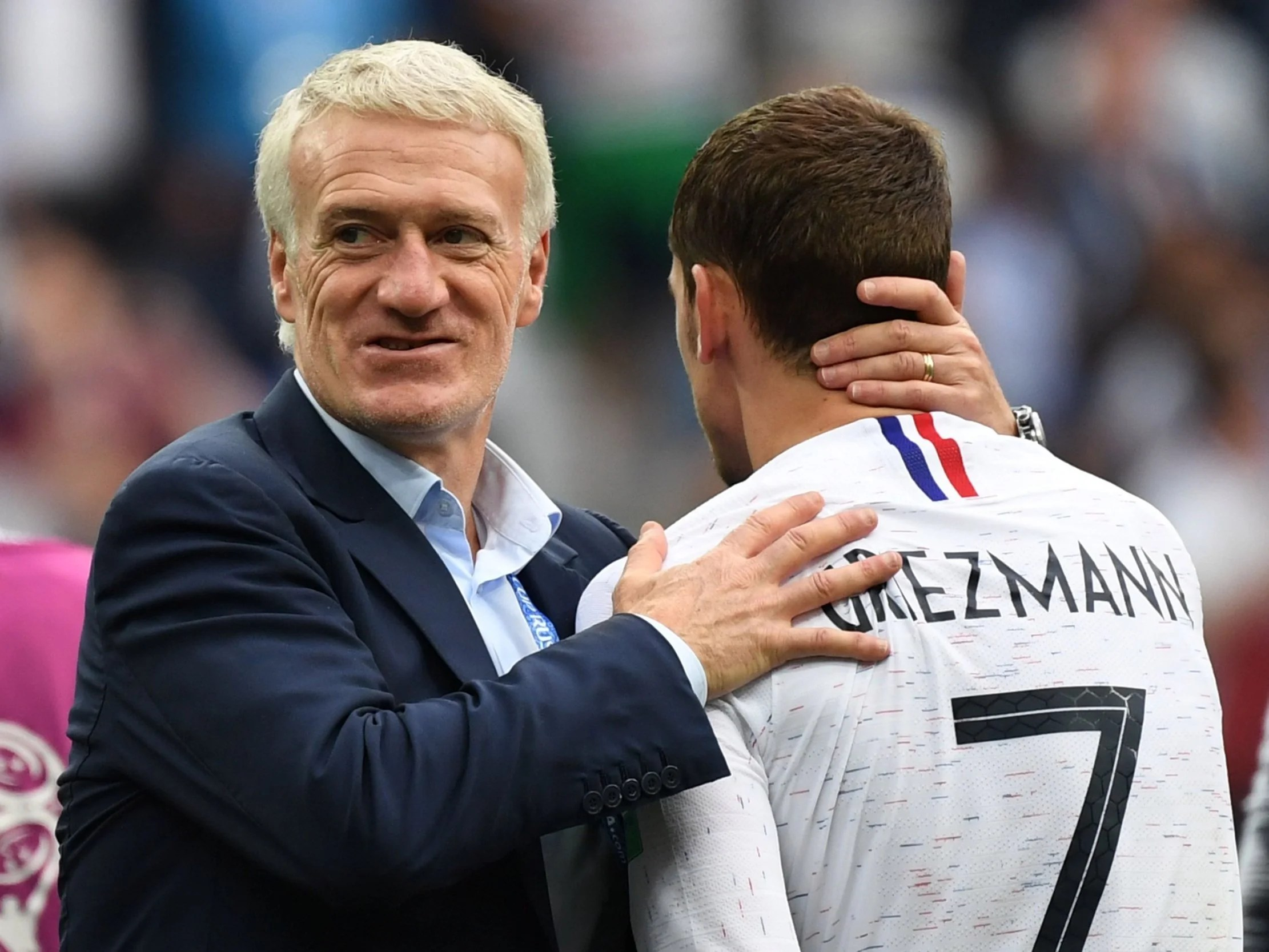 How good are France  And is Didier Deschamps capable of making them     And is Didier Deschamps capable of making them as good as they could be     The Independent