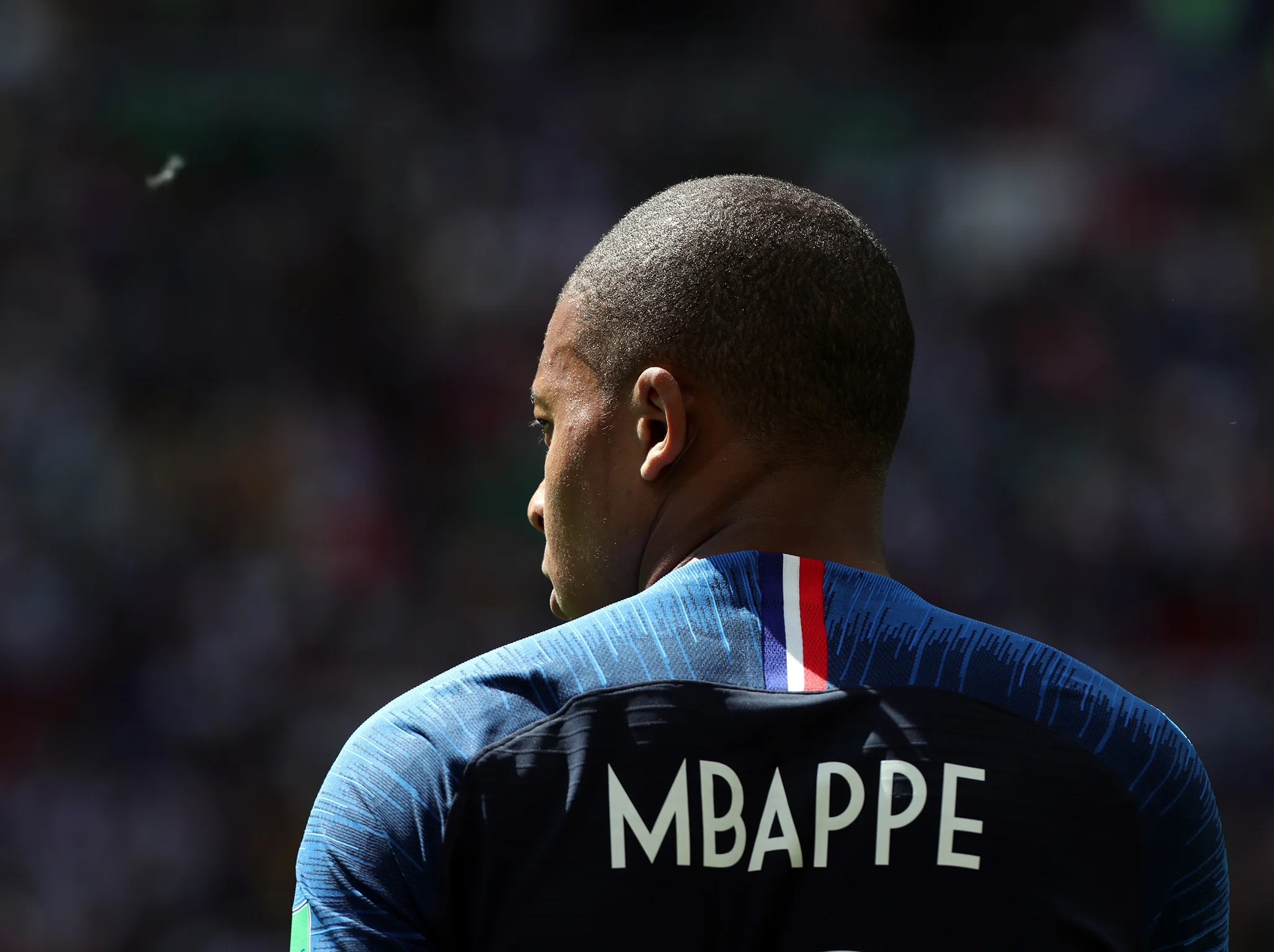 France s World Cup 2018 hero Kylian Mbappe seeks to maintain winning     Kylian Mbappe stole the show at the World Cup  Getty