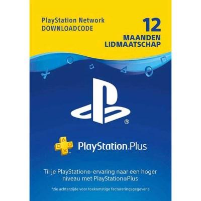 Playstation Plus voor de oude prijzen (€20 voor 3 maanden, €50 voor een jaar) @ Intertoys.nl ...