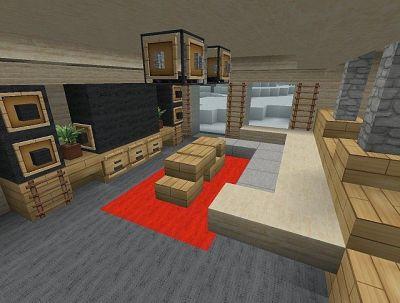 1.4.2 new interior design concept Minecraft Project