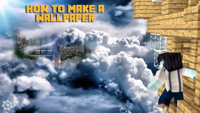 How to make your own wallpaper! Minecraft Blog