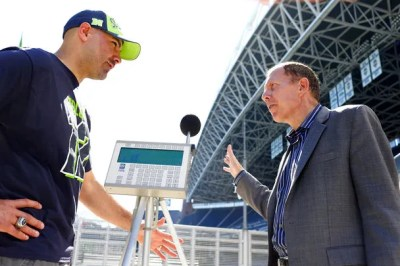 Hawks fans ready for record roar | The Seattle Times