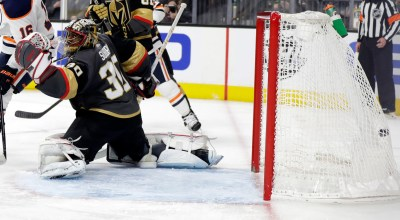 Subban keeps up home domination, Vegas beats Oilers 6-3   The Seattle Times