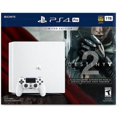 PlayStation 4 Pro 1TB Console - Destiny 2 Bundle $50 off on Amazon $400 - Slickdeals.net