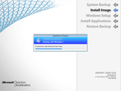 Custom Background during SCCM 2012 OSD - Software Deployment & Patching - Spiceworks