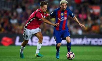Barcelona vs Deportivo Alavés, As it happened