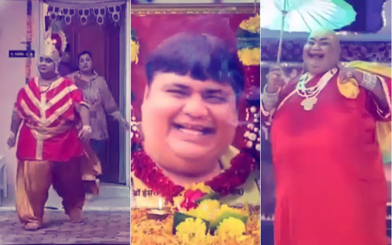Video  Dr  Hathi Gets A Fitting Tribute From Team Taarak Mehta Ka     Video  Dr  Hathi Gets A Fitting Tribute From Team Taarak Mehta Ka Ooltah  Chashmah