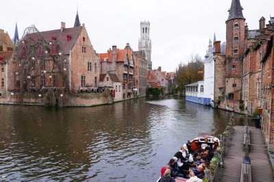 A weekend away in Bruges | London Evening Standard