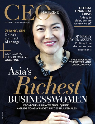 Magazine Advertising - Digital Advertising | The CEO Magazine
