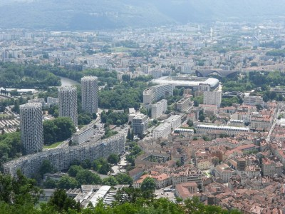 Grenoble - City in France - Thousand Wonders