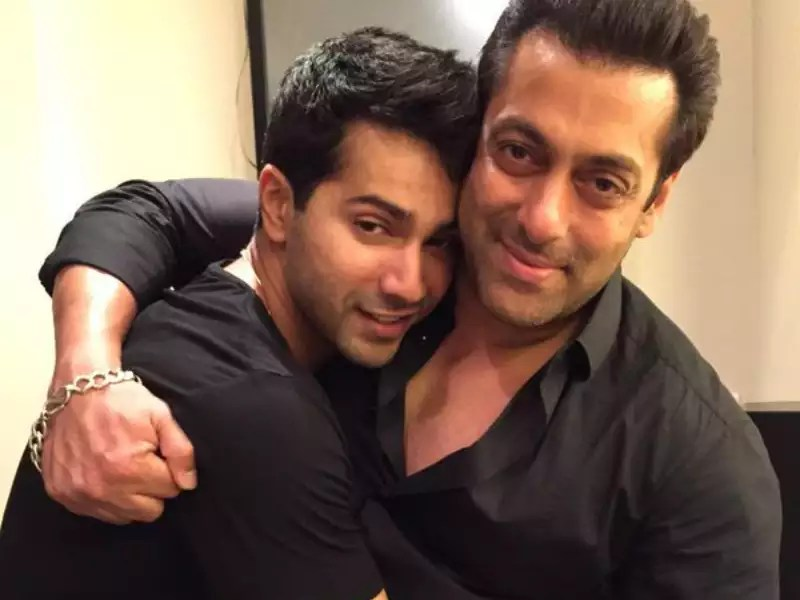 Varun Dhawan reveals what he did after he saw Salman Khan post the     Varun Dhawan reveals what he did after he saw Salman Khan post the actor s  bail