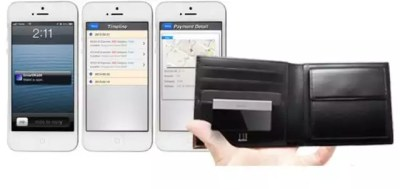Track your lost wallet with a chip & mobile app - Apps News | Gadgets Now