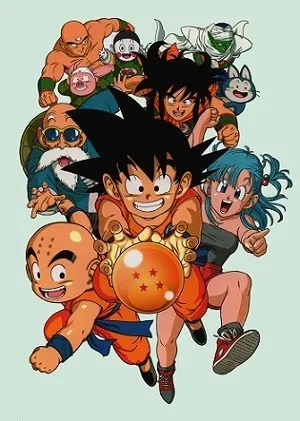 Dragon Ball  Manga    TV Tropes