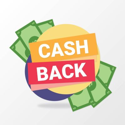Cash Back Sign Design - Download Free Vector Art, Stock Graphics & Images