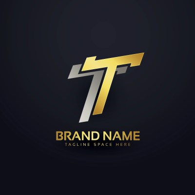 premium letter T logo concept background design - Download Free Vector Art, Stock Graphics & Images