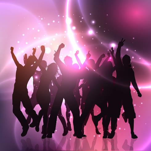 party people 0601   Download Free Vector Art  Stock Graphics   Images party people 0601