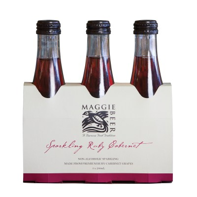 Maggie Beer has put her beautiful non-alcoholic Sparkling ...