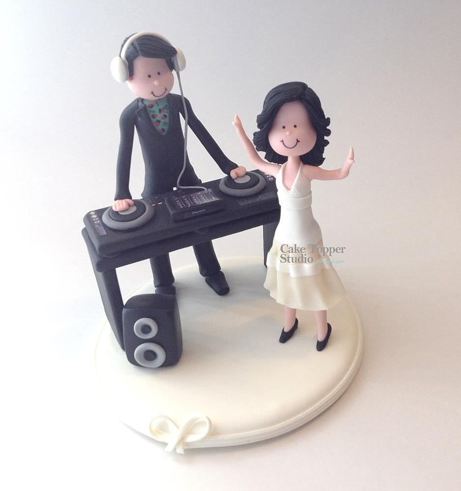 players wedding cake toppers wedding cake toppers funny wedding cake topper funny dj dance