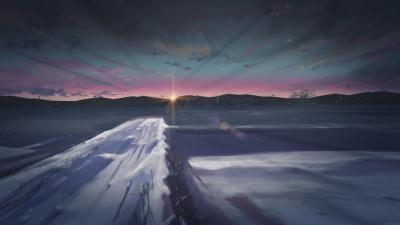 5 Centimeters Per Second - Makoto Shinkai - HD Wallpaper #162805 - Zerochan Anime Image Board