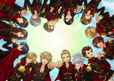 Final Fantasy Type-0 Image #1136504 - Zerochan Anime Image Board