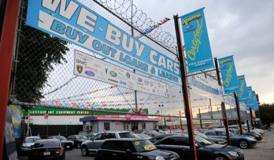Used-Car Dealers Have a Deal for You. No Kidding. - The New York Times