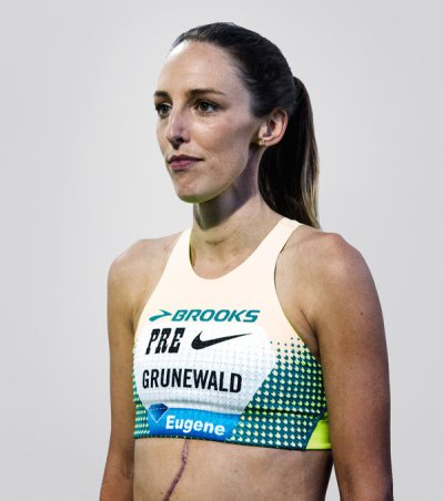 Chemotherapy, Then the U.S. Championships, for Gabriele Grunewald - The New York Times