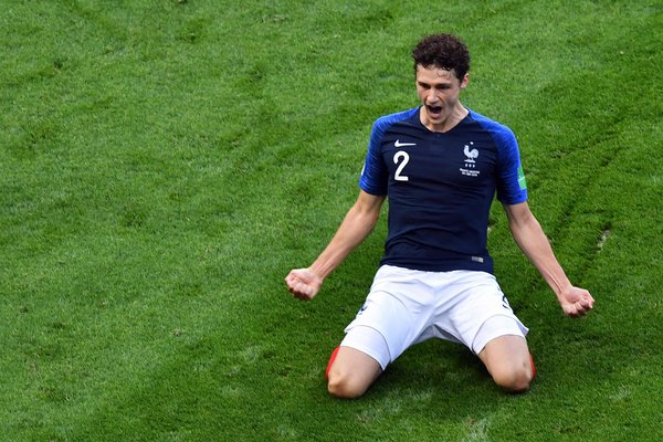 Benjamin Pavard  and His World Cup Highlight  Came Out of Nowhere     Image