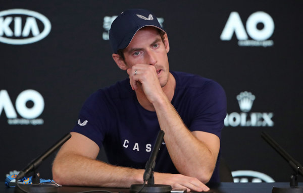 Andy Murray Says He Will Retire After Wimbledon at the Latest - The New York Times