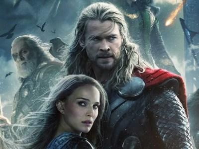 'Thor: The Dark World' Poster Copies 'Iron Man 3' - Business Insider