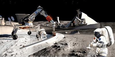Why building a rocket factory on the moon is a great idea - Business Insider