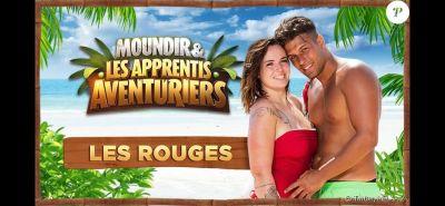 Kelly Helard et Neymar, candidats au casting de Moundir et les apprentis aventuriers 2 sur W9 ...