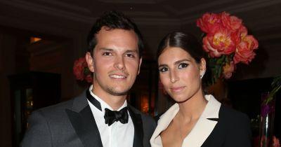 Exclusif - Laury Thilleman et son compagnon Juan Arbelaez - 7ème édition du dîner du Global Gift ...