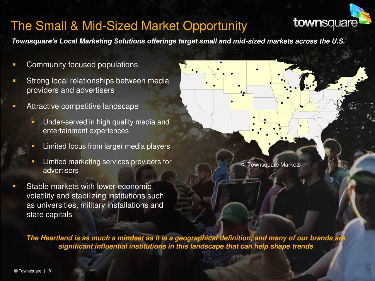 Townsquare Media 2017 Q3 - Results - Earnings Call Slides - Townsquare Media, Inc. (NYSE:TSQ ...