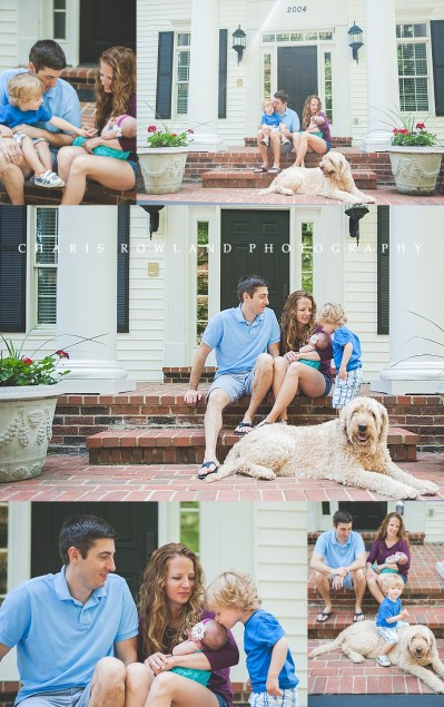Family Newborn Session - St. Louis Lifestyle Photographer ...