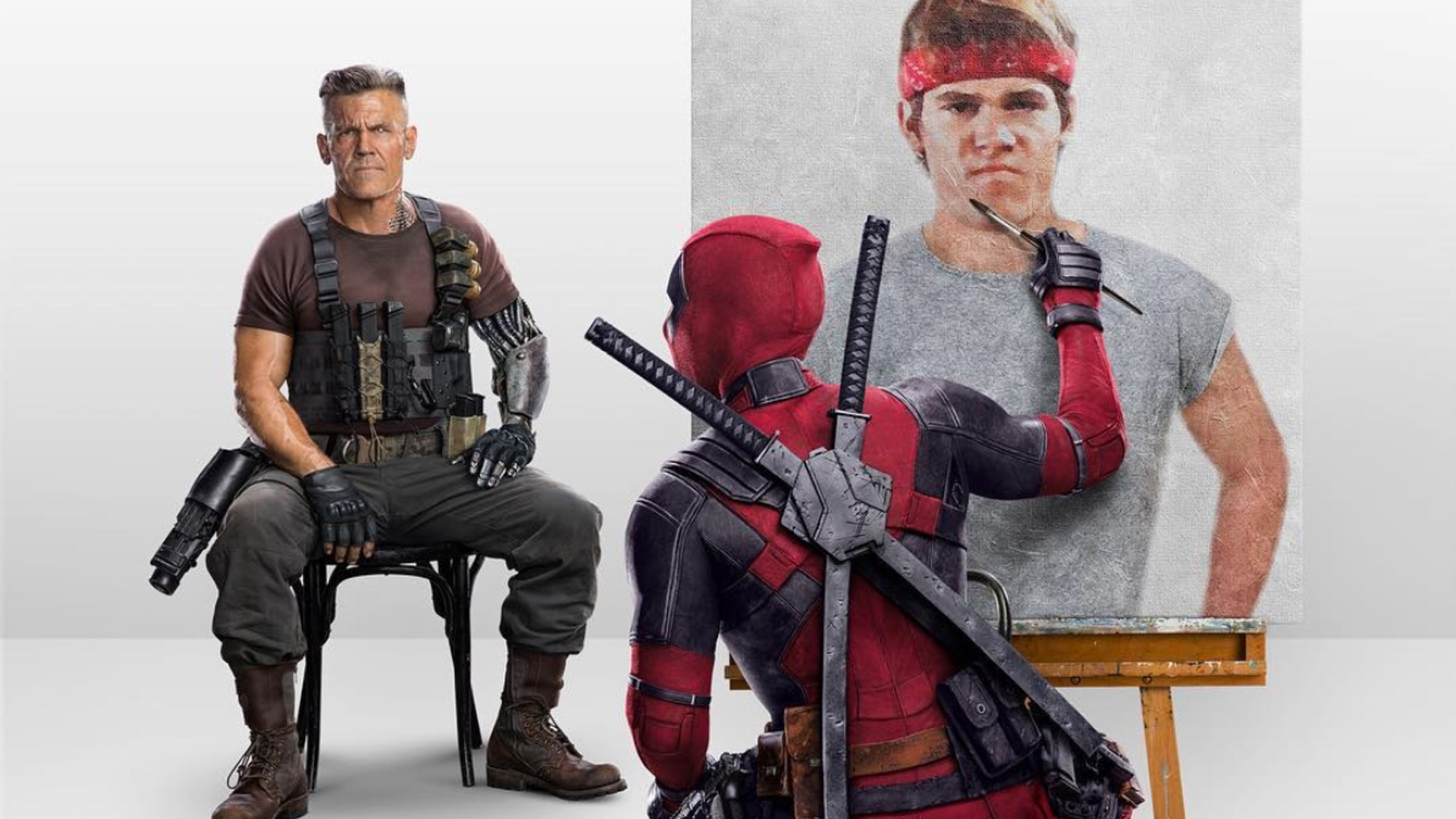 Deadpool Wishes Josh Brolin a Happy Birthday in the Most Hilarious     Today is Josh Brolin s birthday  He is 50 years old today and Ryan Reynolds  wished him a happy birthday in the most hilarious Deadpool way possible